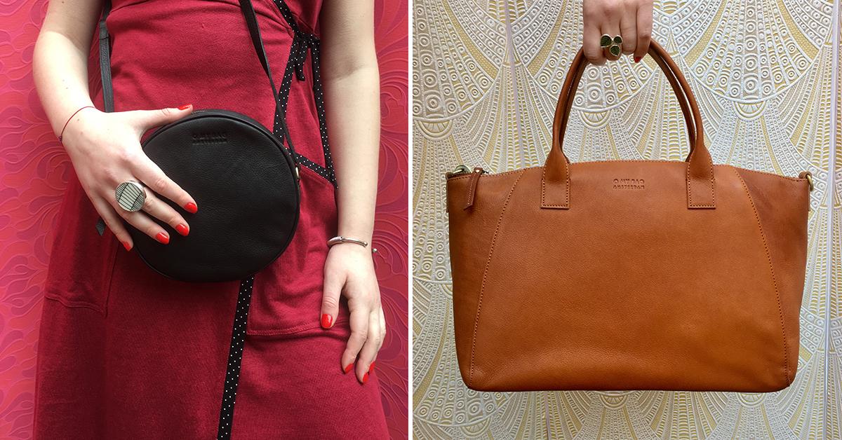 dc2ac83b03f Nu kan du shoppe lækre, økologiske tasker hos Ecouture - Ecouture
