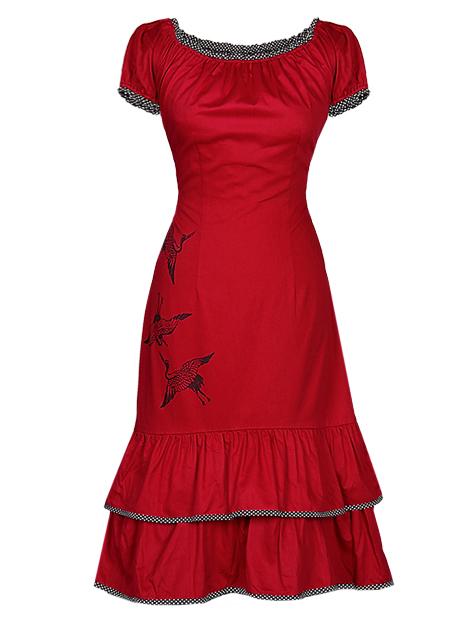 6275e175929 Ecouture retro: 6 flotte og meget forskellige kjoler