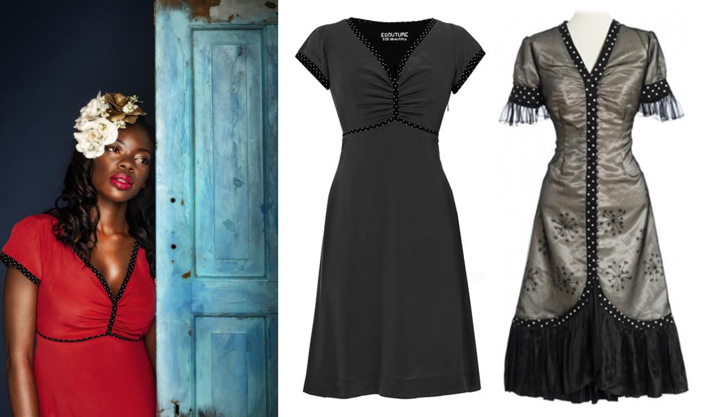 2d404758359 Jeg har dedikeret to kjoler til jazzsangerinder. Den ene for maaange år  siden. Den hedder simpelthen Jazz. Den anden hedder Billie (Holiday) kan ...